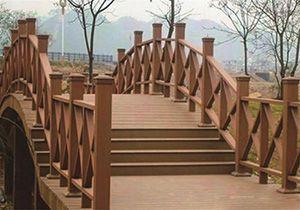 河北木塑质楼梯扶手