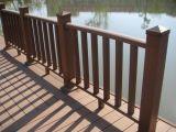 定制木塑质楼梯扶手